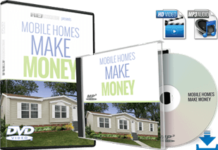 How to make money in mobile homes and parks in 2021 by flipping mobile homes + mobile home parks for fast cash for passive income