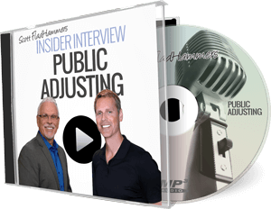 Master How Public Adjusting works in 2018 to Increase Settlements & Save You Money on Insurance Claims and Real Estate Investments